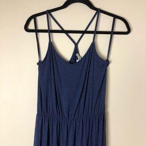 Loft Cami Strap Dress